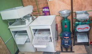 Rice Destoning Machine   Farm Machinery & Equipment for sale in Lagos State, Agboyi/Ketu