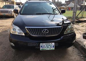 Lexus RX 2005 Black | Cars for sale in Lagos State, Surulere