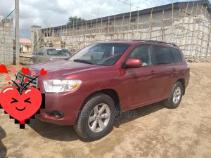 Toyota Highlander 2009 Red | Cars for sale in Abuja (FCT) State, Nyanya