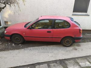 Toyota Corolla 1999 Hatchback Red   Cars for sale in Lagos State, Surulere
