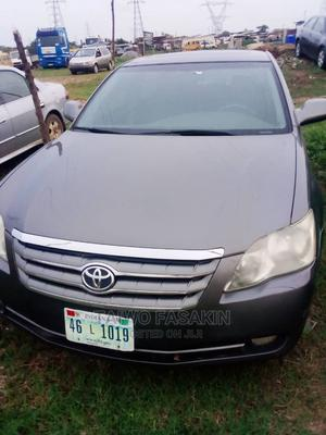 Toyota Avalon 2007 XLS Gray | Cars for sale in Lagos State, Ipaja