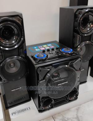 Polystar Home Theater Sub811 | Audio & Music Equipment for sale in Anambra State, Nnewi