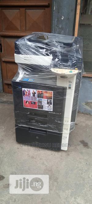 Konica Minolta Bizhub C220 COLOR Di Copier/Printer   Printing Equipment for sale in Rivers State, Port-Harcourt