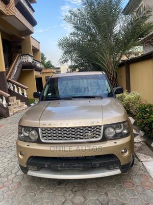 Land Rover Range Rover Sport 2013 HSE 4x4 (5.0L 8cyl 6A) Gold | Cars for sale in Lagos State, Ikeja