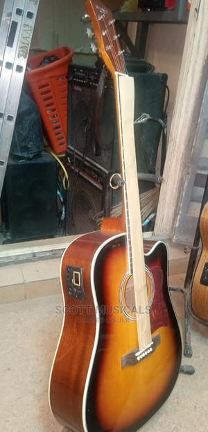 Ultimate Japan Professional Electro Acoustic Guitar | Musical Instruments & Gear for sale in Lagos State, Ajah