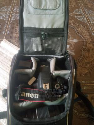 Canon Eos700d and 75-300mm Lens   Photo & Video Cameras for sale in Edo State, Benin City