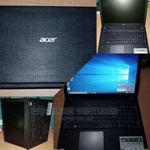 Laptop Acer Aspire 3 A315-21 4GB AMD HDD 500GB   Laptops & Computers for sale in Lagos State, Ojo