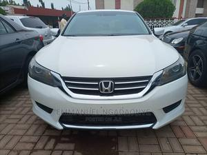 Honda Accord 2013 White | Cars for sale in Kaduna State, Kaduna / Kaduna State
