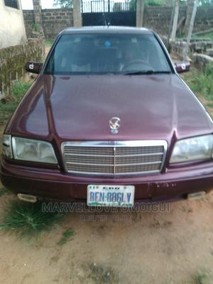 Mercedes-Benz C-Class 1999 C 200 (S202) Red | Cars for sale in Edo State, Benin City