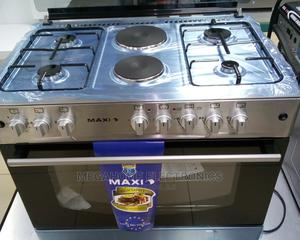 Maxi Gas Cooker 60/90 4+2 | Kitchen Appliances for sale in Lagos State, Yaba