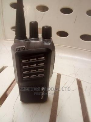 Baofeng Radio Bf 658 Walkie Talkie | Audio & Music Equipment for sale in Lagos State, Ojo