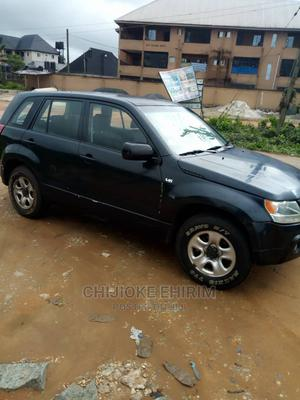 Suzuki Vitara 2008 Black | Cars for sale in Imo State, Owerri