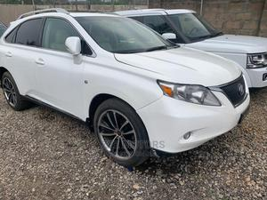 Lexus RX 2011 350 White | Cars for sale in Lagos State, Ojodu