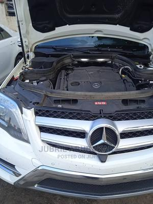 Mercedes-Benz GLK-Class 2014 350 White | Cars for sale in Lagos State, Victoria Island