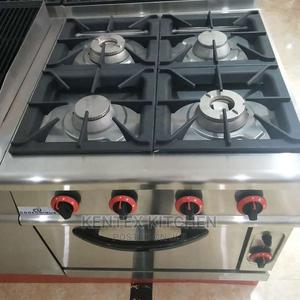 Industrial 4burners Gas Oven | Restaurant & Catering Equipment for sale in Rivers State, Bonny