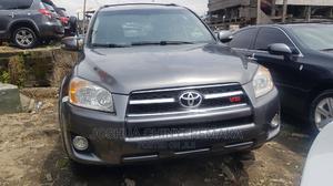 Toyota RAV4 2010 2.5 Sport 4x4 Gray | Cars for sale in Lagos State, Apapa