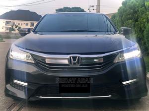 Honda Accord 2017 Gray   Cars for sale in Abuja (FCT) State, Kubwa