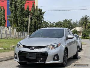 Toyota Corolla 2015 Silver   Cars for sale in Abuja (FCT) State, Asokoro