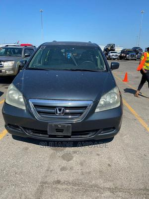 Honda Odyssey 2006 Touring Gray | Cars for sale in Lagos State, Yaba