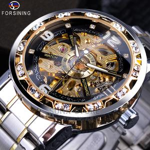 Men Mechanical Waterproof Watch   Watches for sale in Abuja (FCT) State, Mpape
