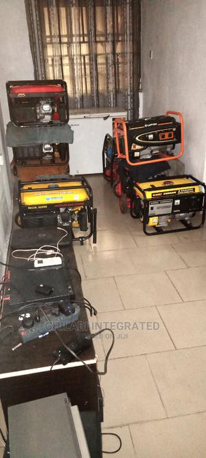 Fairly Used Original Gen Sets (Haven't Been Worked on Before   Electrical Equipment for sale in Rivers State, Port-Harcourt