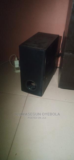 Original Lg Home Theatre Woofer for Sale at a Bonus Price   Audio & Music Equipment for sale in Ogun State, Ijebu