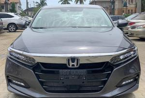 Honda Accord 2019 Black | Cars for sale in Lagos State, Ikeja