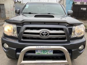 Toyota Tacoma 2010 Black | Cars for sale in Lagos State, Ikeja