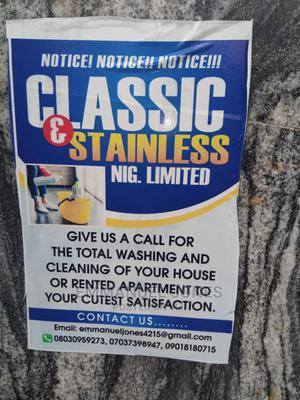 Clean Your House and Compound | Cleaning Services for sale in Delta State, Sapele