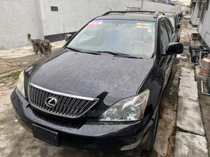 Lexus RX 2008 Black | Cars for sale in Lagos State, Surulere