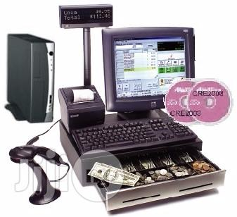 Complete Pos Terminal System (2-years Warranty)