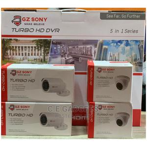 4 Channels CCTV Cameras Kits | Security & Surveillance for sale in Lagos State, Ojo