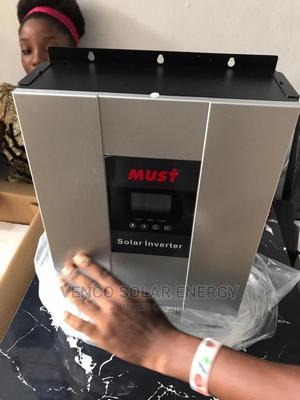 5kva 48v Must Hybrid Inverter Available | Electrical Equipment for sale in Lagos State, Lekki