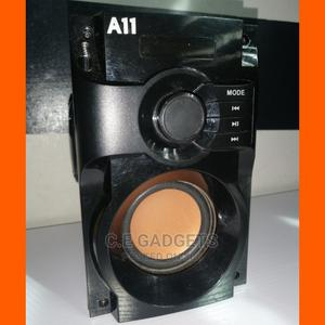 Mini A11 Bluetooth Speaker With FM Radio, SD Card Functions | Audio & Music Equipment for sale in Lagos State, Ojo