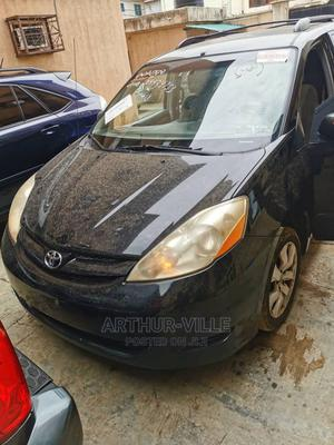 Toyota Sienna 2009 XLE Limited AWD Black   Cars for sale in Lagos State, Alimosho