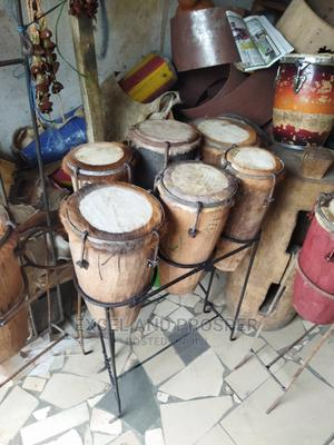 Local Conga Drums.   Audio & Music Equipment for sale in Lagos State, Ojo