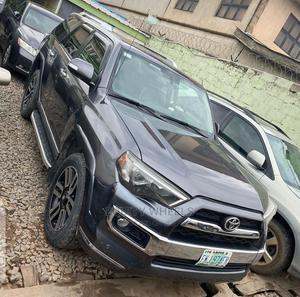 Toyota 4-Runner 2012 Gray   Cars for sale in Lagos State, Ogba