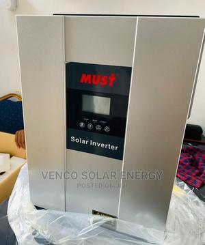 5kva 48v Must Hybrid India Inverter Battery | Electrical Equipment for sale in Lagos State, Ikeja