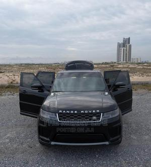 Land Rover Range Rover Sport 2019 HSE Black   Cars for sale in Lagos State, Lagos Island (Eko)