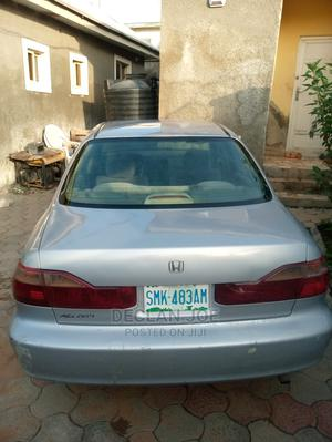 Honda Accord 2000 Coupe Silver   Cars for sale in Abuja (FCT) State, Nyanya