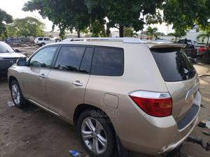 Toyota Highlander 2009 Gold | Cars for sale in Lagos State, Amuwo-Odofin