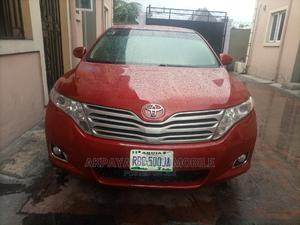 Toyota Venza 2012 Red | Cars for sale in Rivers State, Port-Harcourt