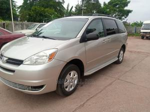 Toyota Sienna 2006 XLE Limited AWD Silver | Cars for sale in Lagos State, Ikeja