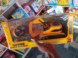 RC Remote Control Excavator Toy Truck for Kids   Toys for sale in Lagos State, Amuwo-Odofin