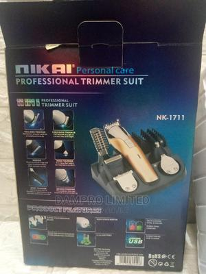 Rechargeable Hair Clipper | Tools & Accessories for sale in Rivers State, Port-Harcourt