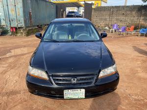 Honda Accord 2001 Black   Cars for sale in Lagos State, Ikotun/Igando