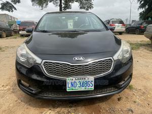 Kia Cerato 2015 Black | Cars for sale in Lagos State, Ikorodu