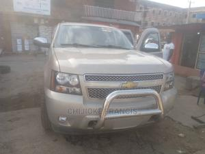 Chevrolet Avalanche 2008 LT1 4WD Gold   Cars for sale in Lagos State, Isolo