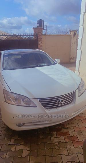 Lexus ES 2009 350 White | Cars for sale in Oyo State, Ibadan