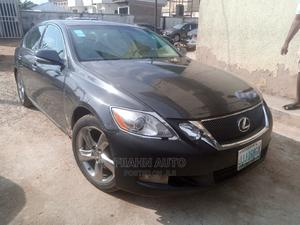 Lexus GS 2010 350 Gray | Cars for sale in Lagos State, Alimosho